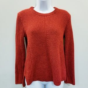 [Madewell] Herringbone Stitch Sweater
